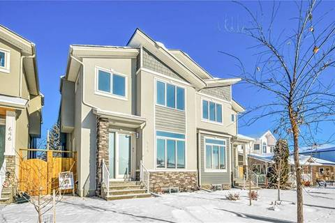 Townhouse for sale at 644 24 Ave Northwest Calgary Alberta - MLS: C4265815