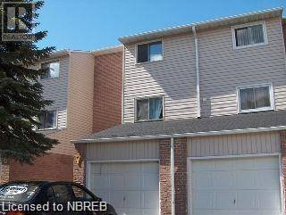 Townhouse for sale at 7 Lakeshore Dr Unit 644 North Bay Ontario - MLS: 231929