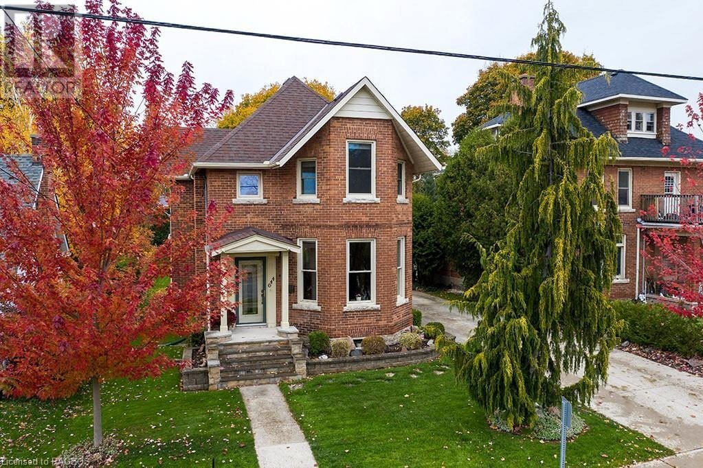 House for sale at 644 8th St East Owen Sound Ontario - MLS: 40038848