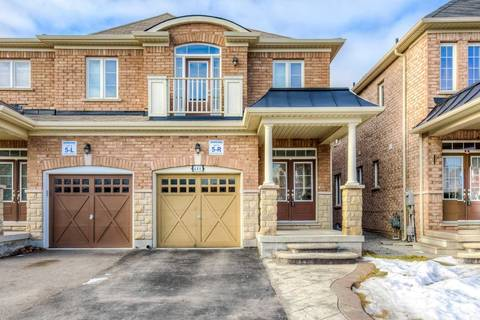 Townhouse for sale at 644 Asleton Blvd Milton Ontario - MLS: W4680045