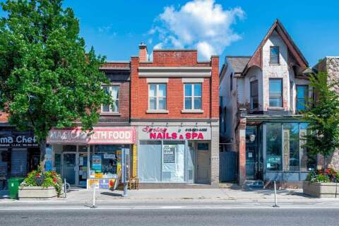 Commercial property for lease at 644 Bloor St Toronto Ontario - MLS: C4922645