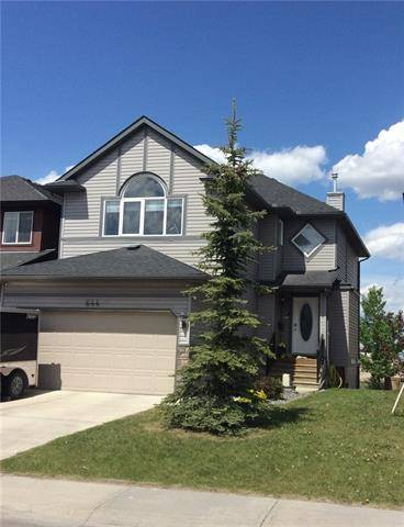 House for sale at 644 Luxstone Landng Southwest Airdrie Alberta - MLS: C4249438