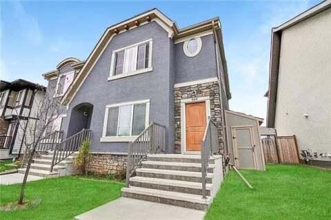 Townhouse for sale at 644 Mahogany Blvd Southeast Calgary Alberta - MLS: C4279171