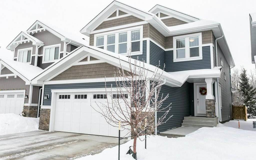 House for sale at 6441 Elston Lo  Nw Edmonton Alberta - MLS: E4186303