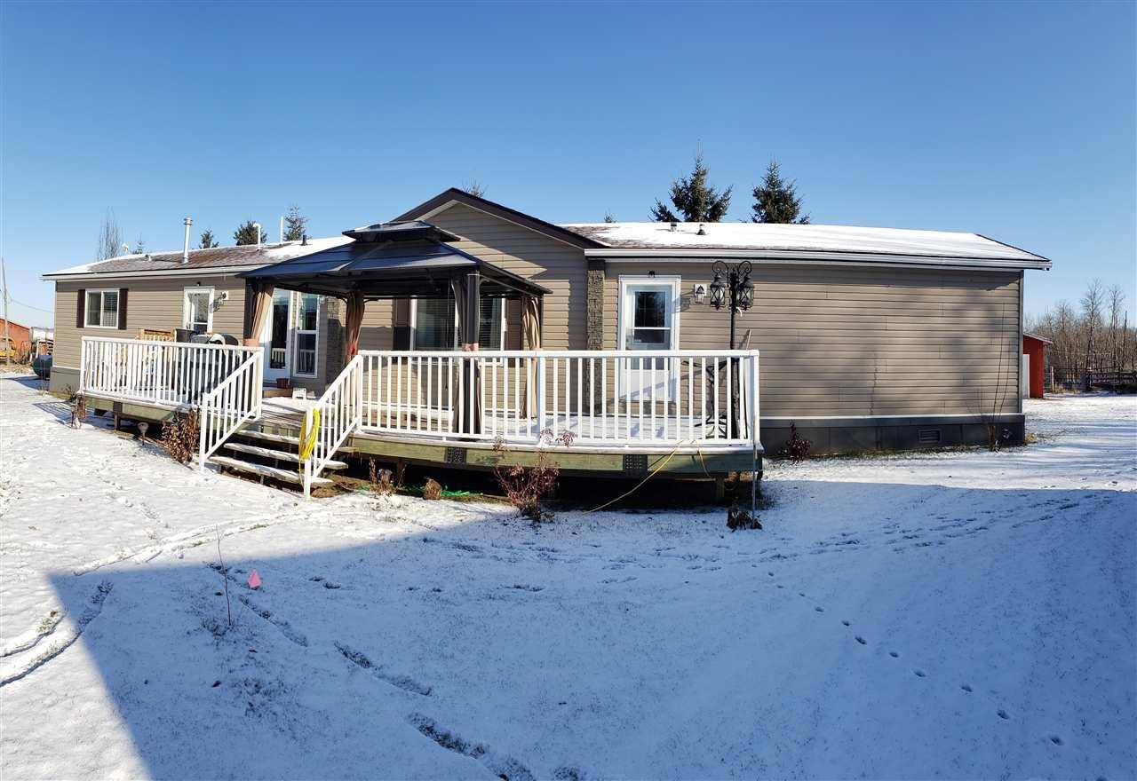 House for sale at 64417 Range Rd Rural Westlock County Alberta - MLS: E4179320