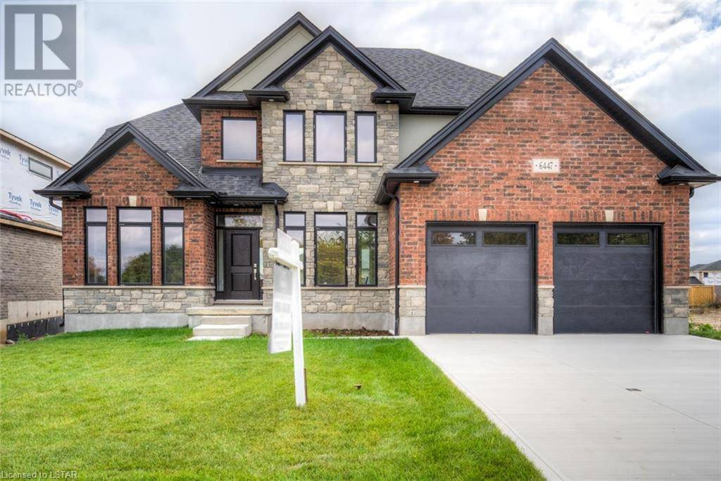 House for sale at 6447 Old Garrison Blvd London Ontario - MLS: 221330