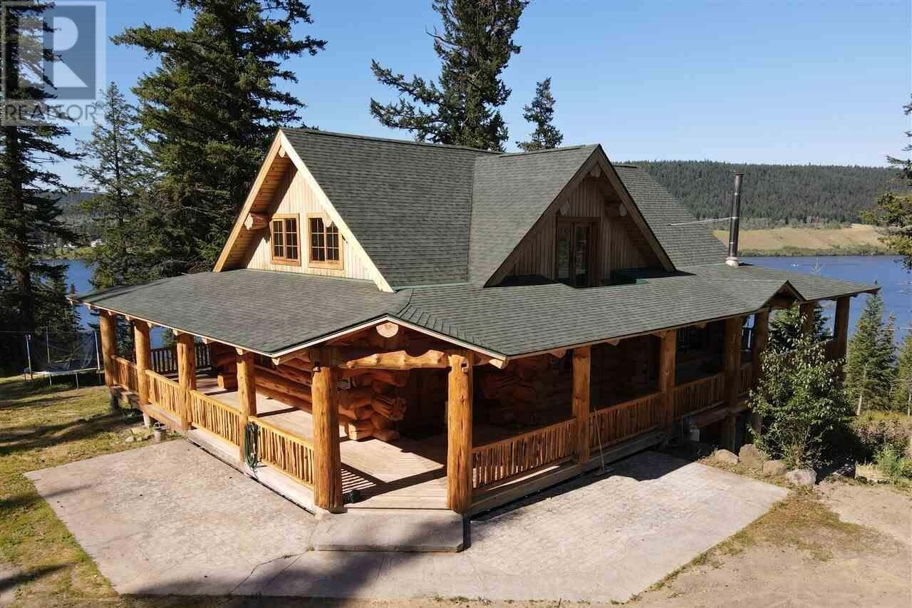 House for sale at 6448 Unicorn Rd 100 Mile House British Columbia - MLS: R2484078