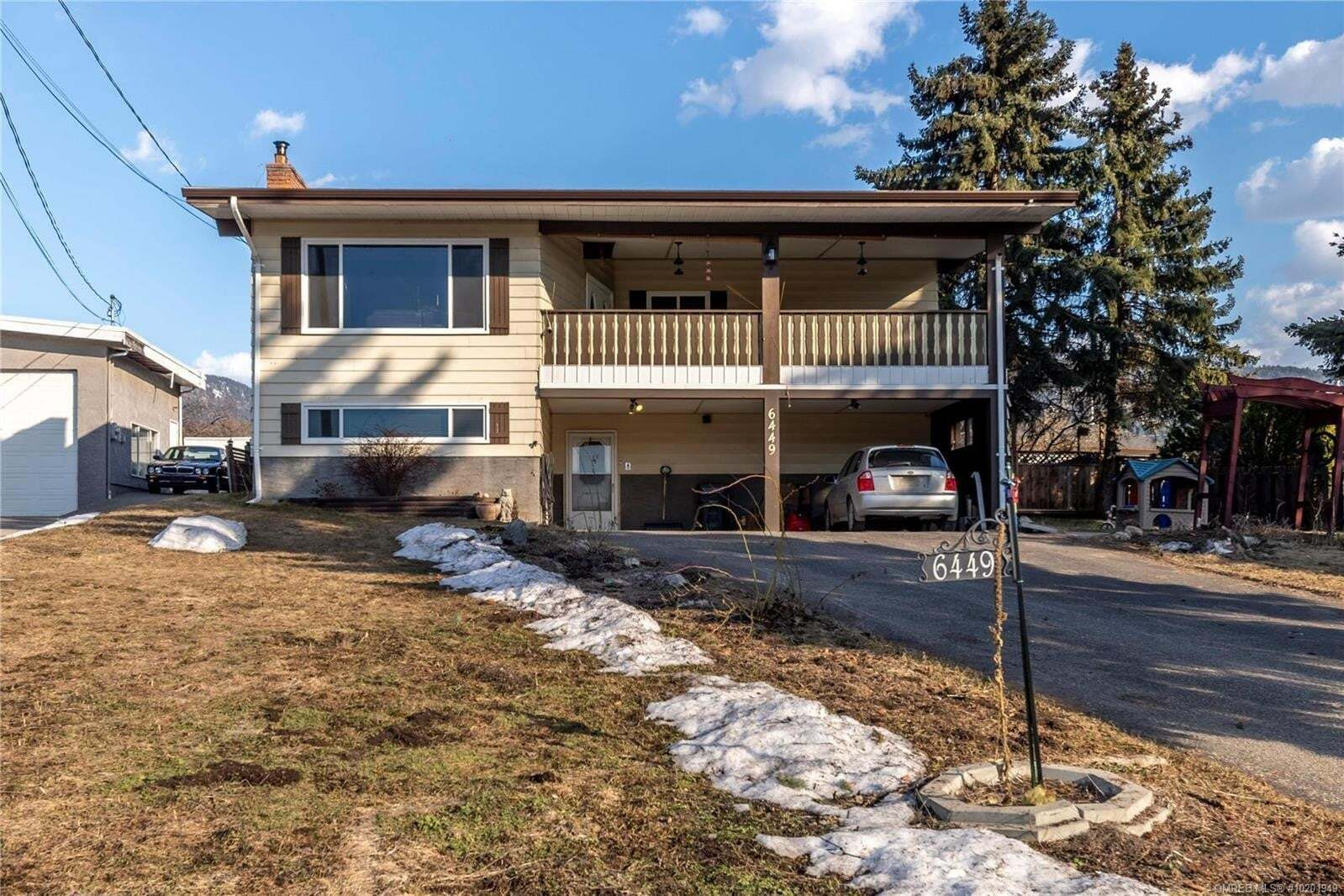 House for sale at 6449 Carlton Rd Vernon British Columbia - MLS: 10201949