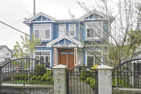 House for sale at 6449 St. George St Vancouver British Columbia - MLS: R2459738