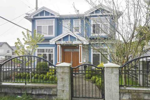 House for sale at 6449 St. George St Vancouver British Columbia - MLS: R2358375