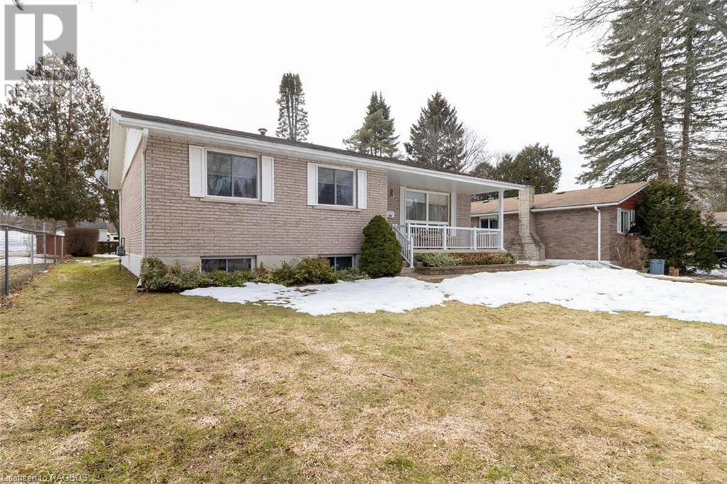 House for sale at 645 4th Street A  East Owen Sound Ontario - MLS: 251739