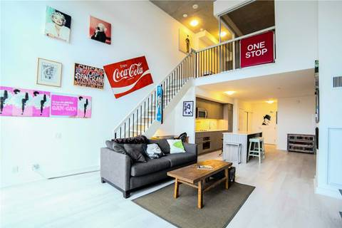 Condo for sale at 5 Hanna Ave Unit 645 Toronto Ontario - MLS: C4512309