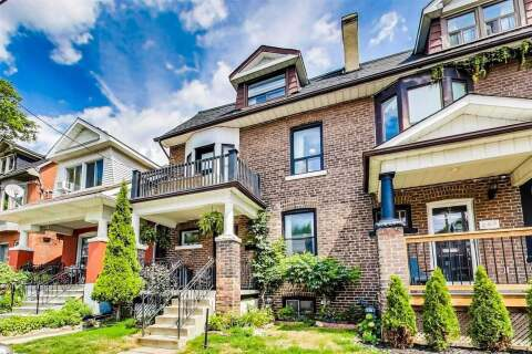 Townhouse for sale at 645 Christie St Toronto Ontario - MLS: C4877843