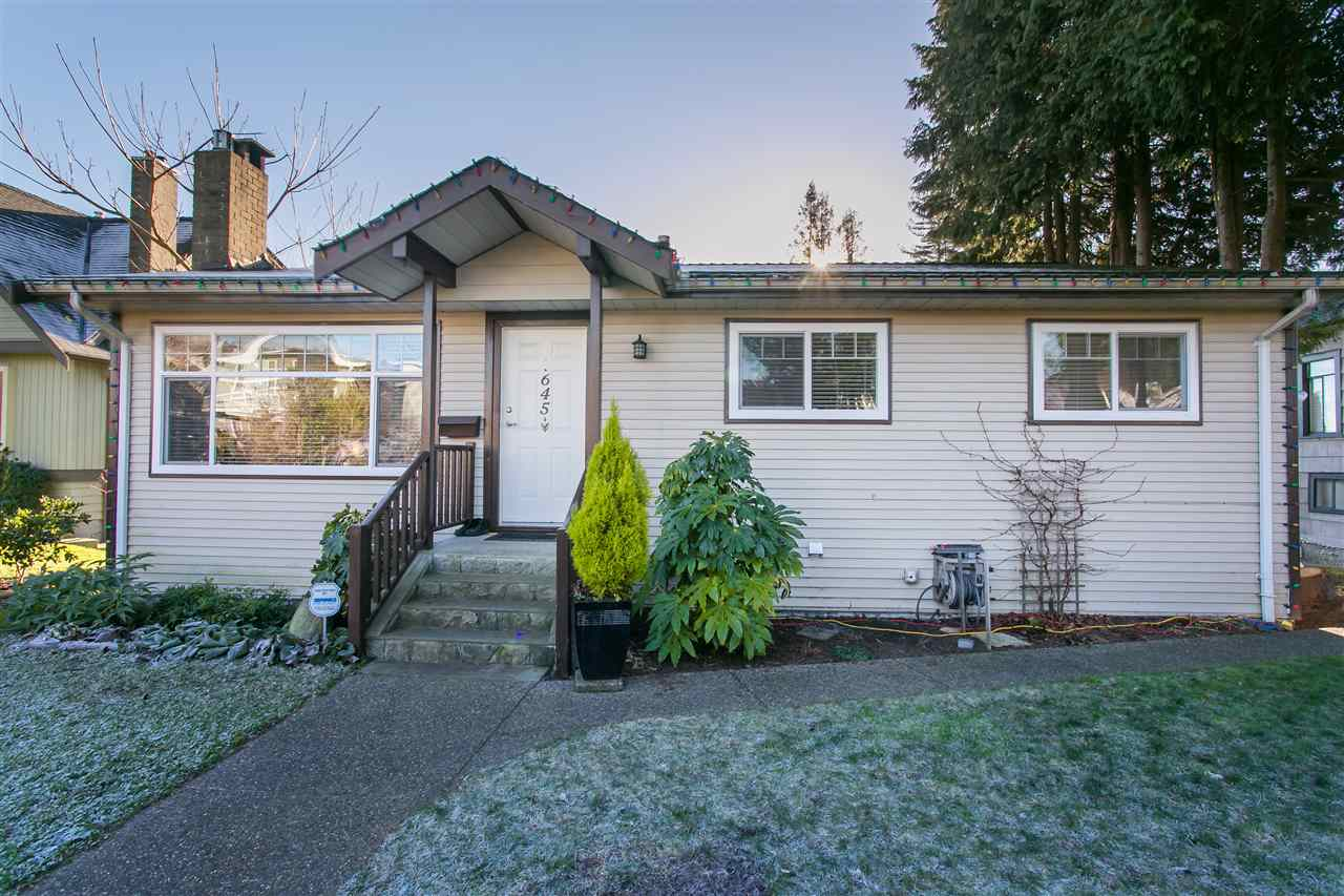Removed: 645 East 6th Street, North Vancouver, BC - Removed on 2020-02-04 04:48:05