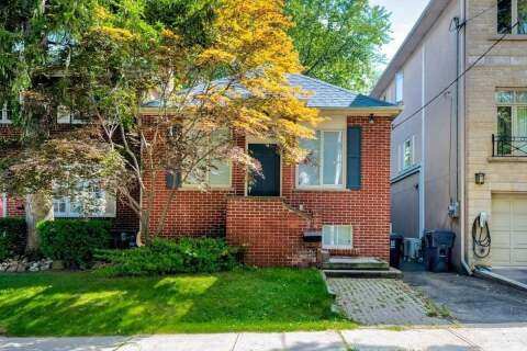 House for rent at 645 Hillsdale Ave Toronto Ontario - MLS: C4943804