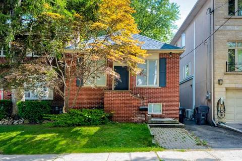 House for rent at 645 Hillsdale Ave Toronto Ontario - MLS: C4544373