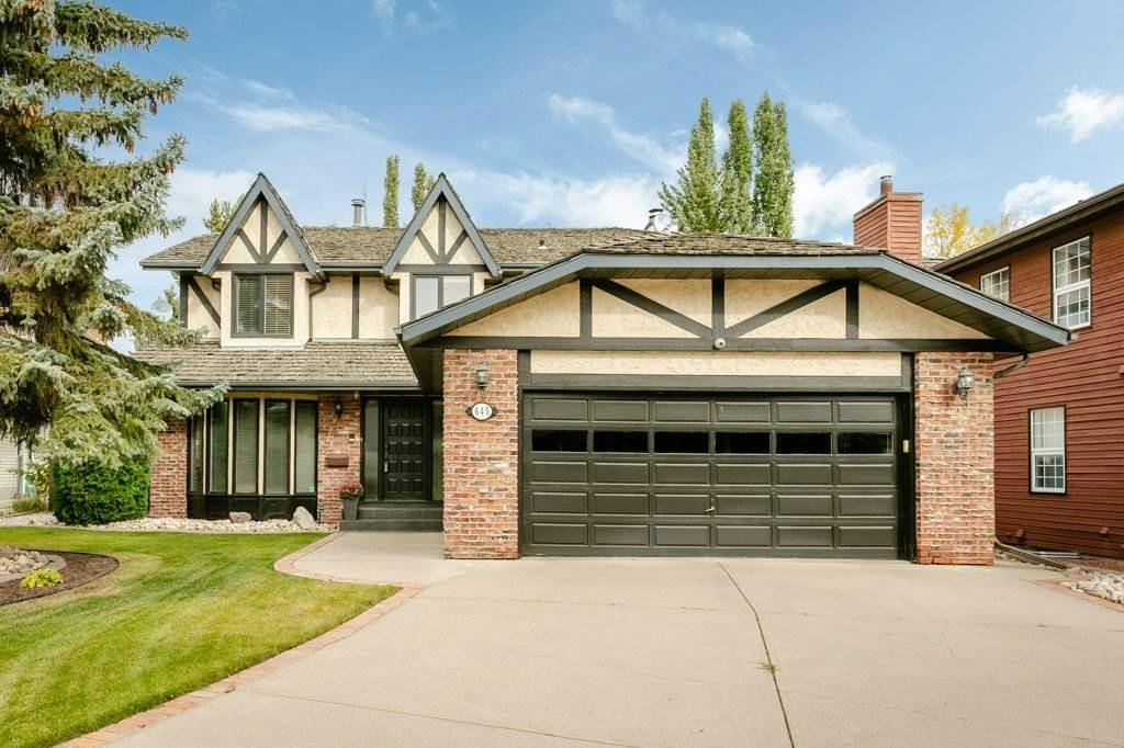 House for sale at 645 Romaniuk Rd Nw Edmonton Alberta - MLS: E4189411