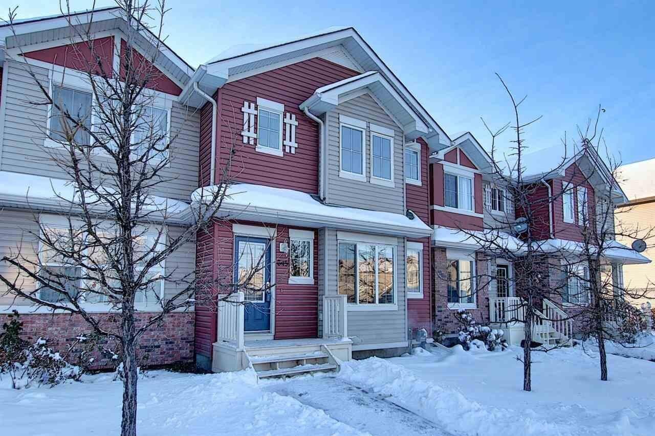 House for sale at 645 Watt Bv SW Edmonton Alberta - MLS: E4220917