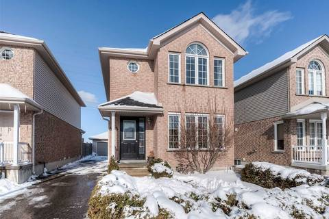 House for sale at 645 Windflower Cres Kitchener Ontario - MLS: X4675610
