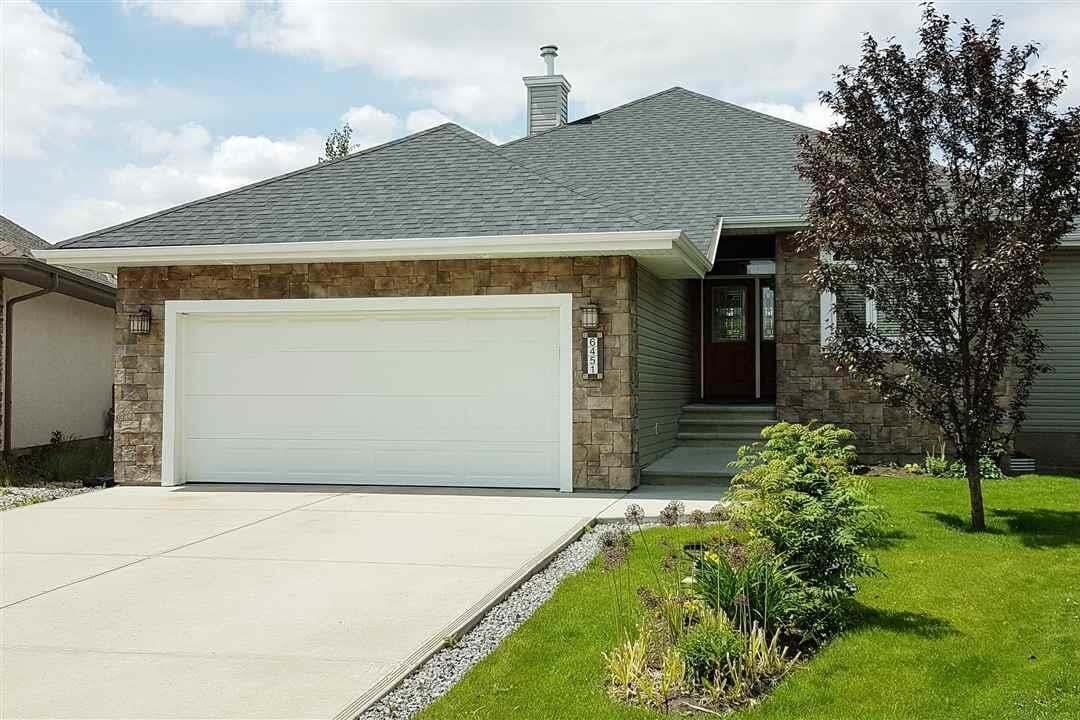 House for sale at 6451 Sandin Cr NW Edmonton Alberta - MLS: E4207497