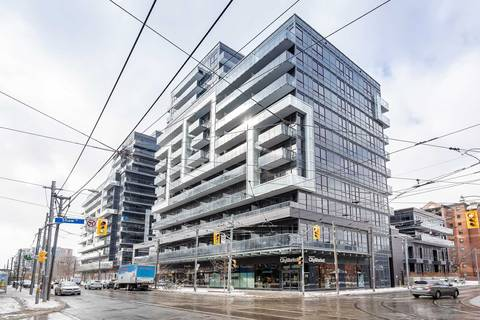 Apartment for rent at 1030 King St Unit 646 Toronto Ontario - MLS: C4730014