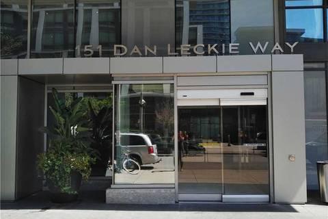 Condo for sale at 151 Dan Leckie Wy Unit 646 Toronto Ontario - MLS: C4554774