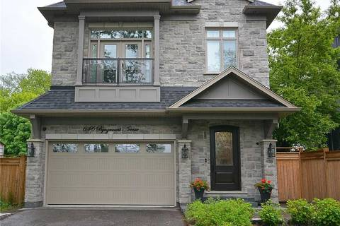 House for sale at 646 Byngmount Ave Mississauga Ontario - MLS: W4492284