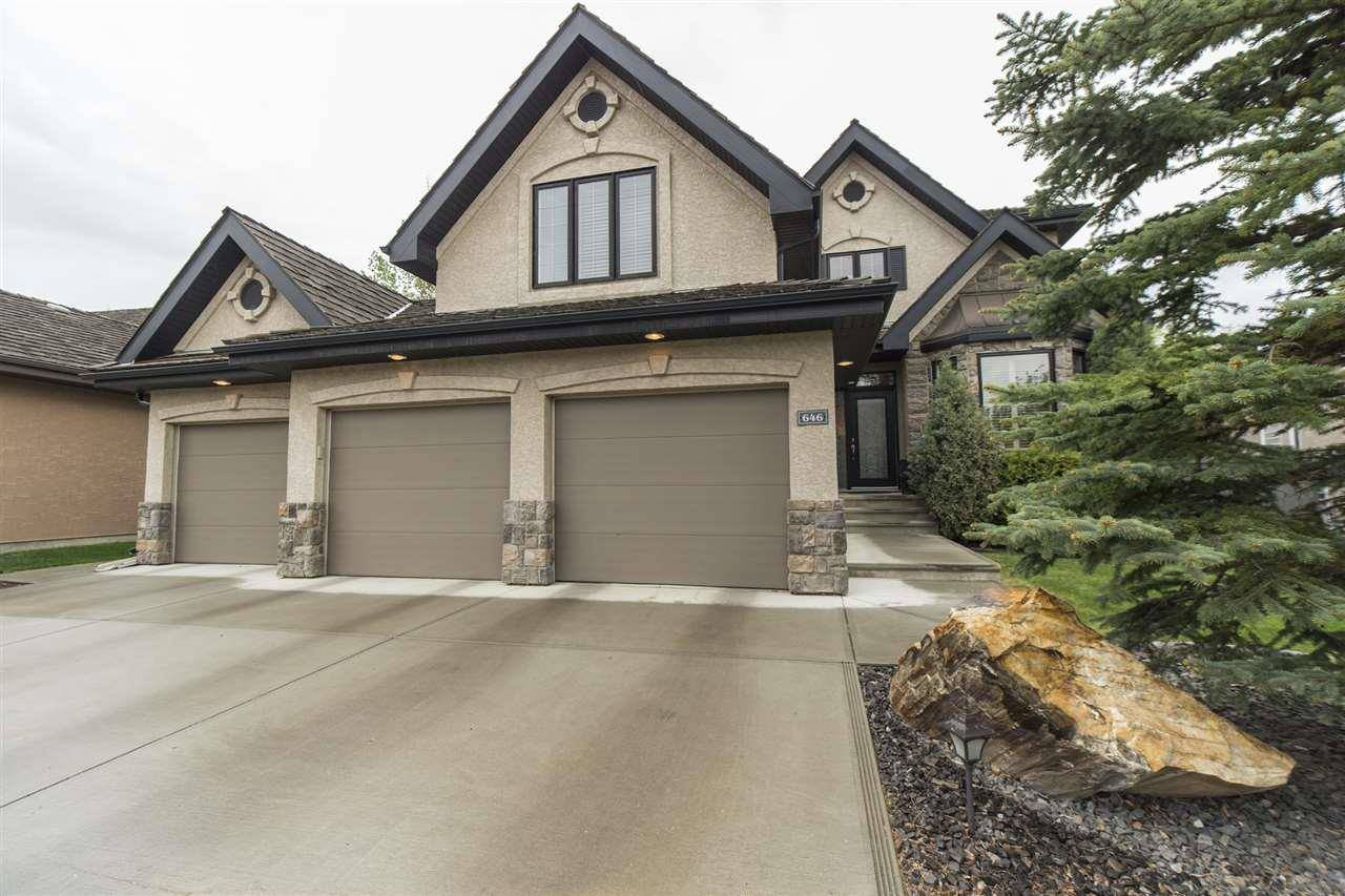 646 Dartmouth Point Nw, Edmonton | Image 1