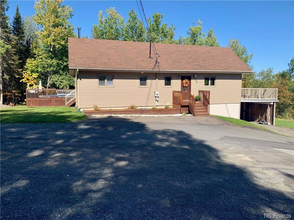 House for sale at 646 Davis St Grand Sault/grand Falls New Brunswick - MLS: NB021800