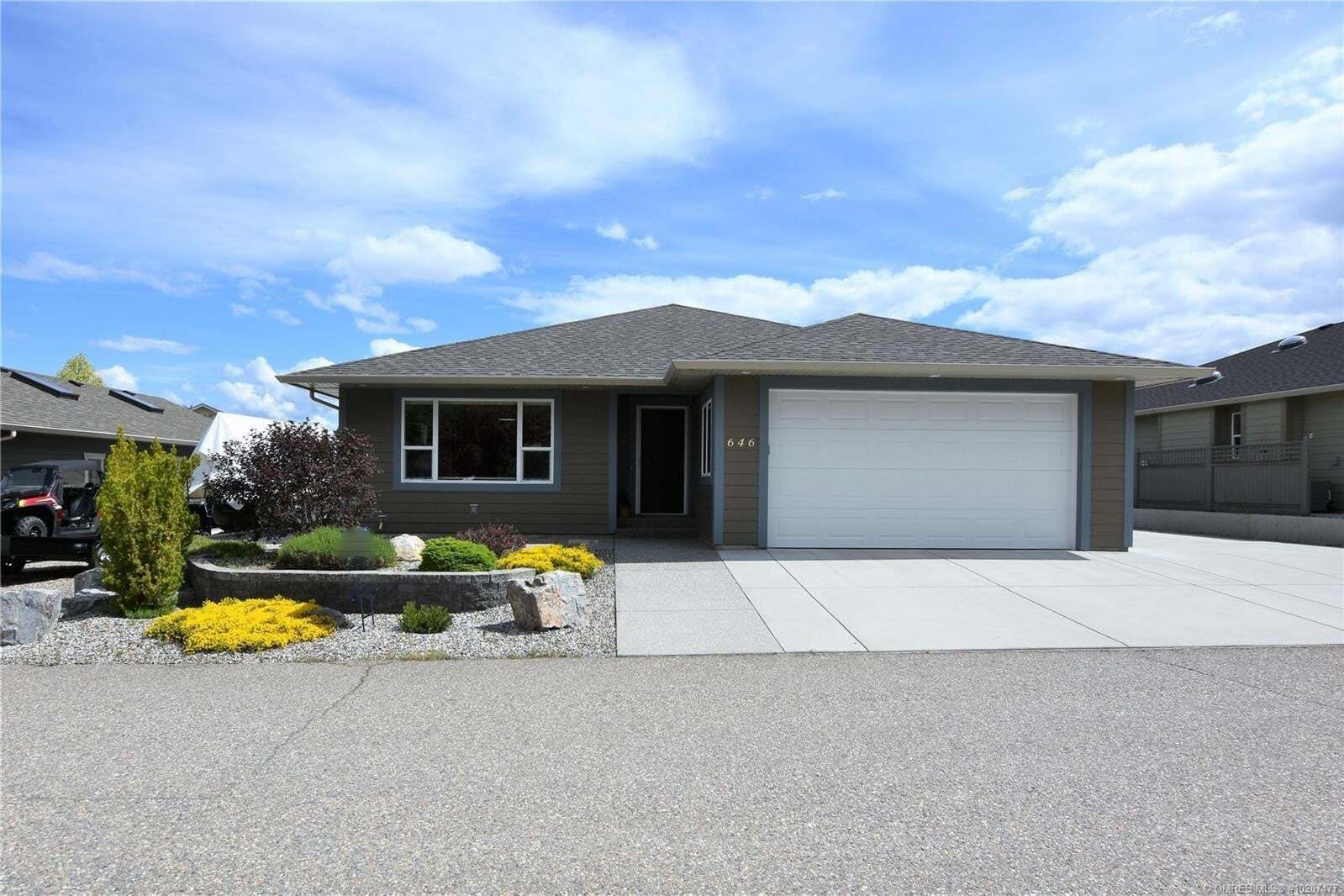 House for sale at 646 Osprey Ave Vernon British Columbia - MLS: 10207477