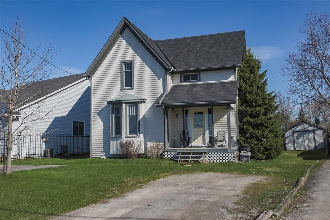House for sale at 6461 Townline Rd Smithville Ontario - MLS: H4075980