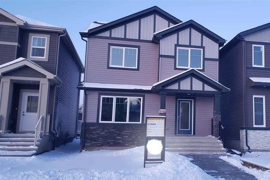 House for sale at 6466 177a Av NW Edmonton Alberta - MLS: E4174142
