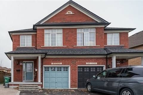 Townhouse for sale at 6466 Rallymaster Hts Mississauga Ontario - MLS: W4732979