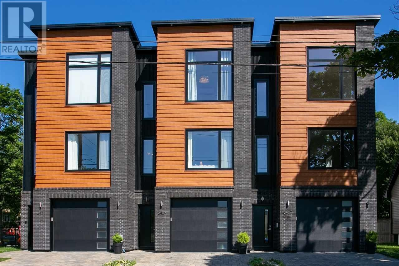 Townhouse for sale at 6467 Dudley St Halifax Nova Scotia - MLS: 202013968