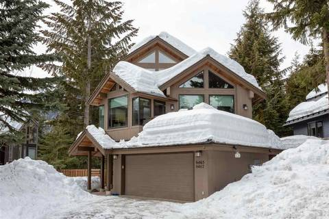 Townhouse for sale at 6467 St Andrews Wy Whistler British Columbia - MLS: R2346758