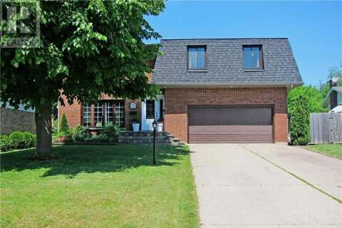 House for sale at 647 Ashwell Cres Port Elgin Ontario - MLS: 267252