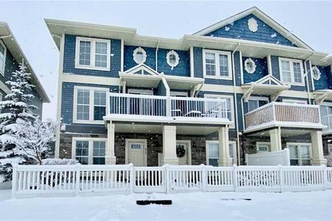 Townhouse for sale at 647 Auburn Bay Blvd Southeast Calgary Alberta - MLS: C4276243