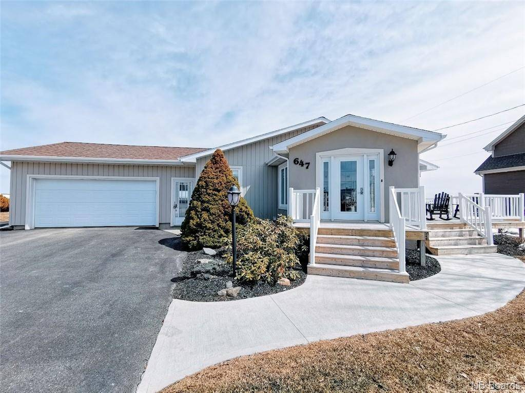 House for sale at 647 Baie  Beresford New Brunswick - MLS: NB042890