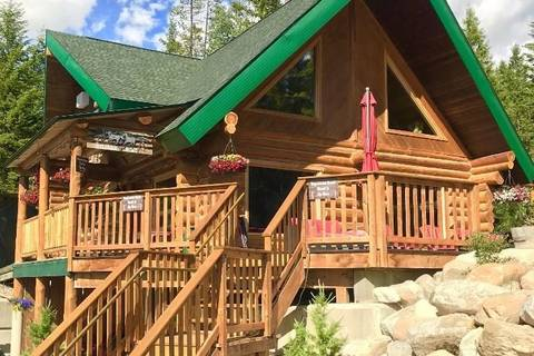 House for sale at 647 Bench Rd North Golden British Columbia - MLS: 2438916