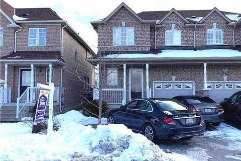 Townhouse for sale at 647 Caboto Tr Markham Ontario - MLS: N4697975