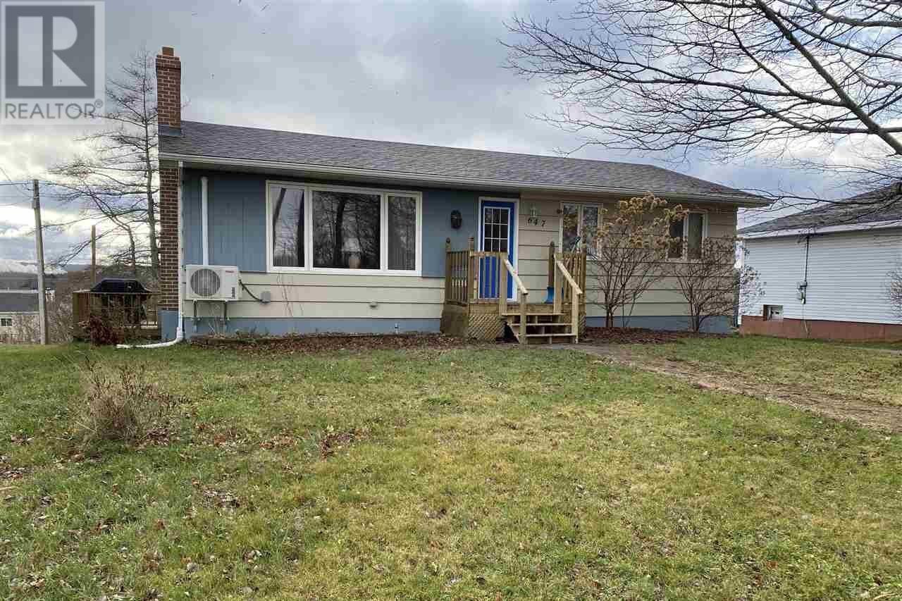 House for sale at 647 Church St Port Hawkesbury Nova Scotia - MLS: 202024476