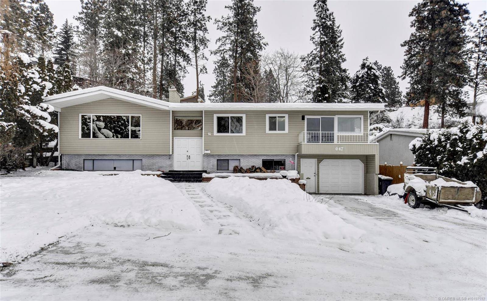 House for sale at 647 Clifton Rd Kelowna British Columbia - MLS: 10197592