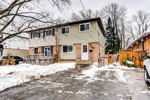 Townhouse for sale at 647 Gibb St Oshawa Ontario - MLS: E4636303