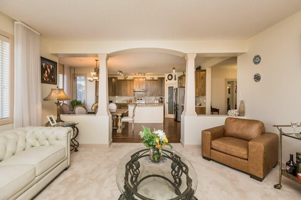 House for sale at 6470 Sandin Cr NW Edmonton Alberta - MLS: E4219731