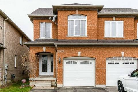 Townhouse for sale at 6476 Skipper Wy Mississauga Ontario - MLS: W4424054