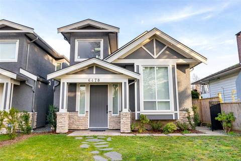Townhouse for sale at 6478 Lakeview Ave Burnaby British Columbia - MLS: R2367221