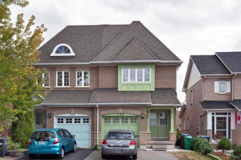 Townhouse for sale at 648 Dolly Bird Ln Mississauga Ontario - MLS: W4919810