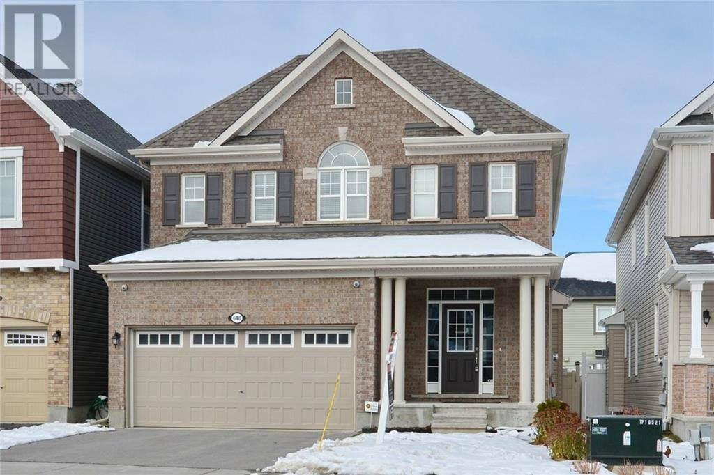 House for sale at 648 Dundonald Dr Ottawa Ontario - MLS: 1169847