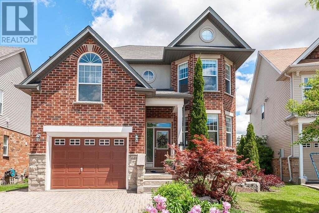 House for sale at 648 Frieburg Dr Waterloo Ontario - MLS: 30813258