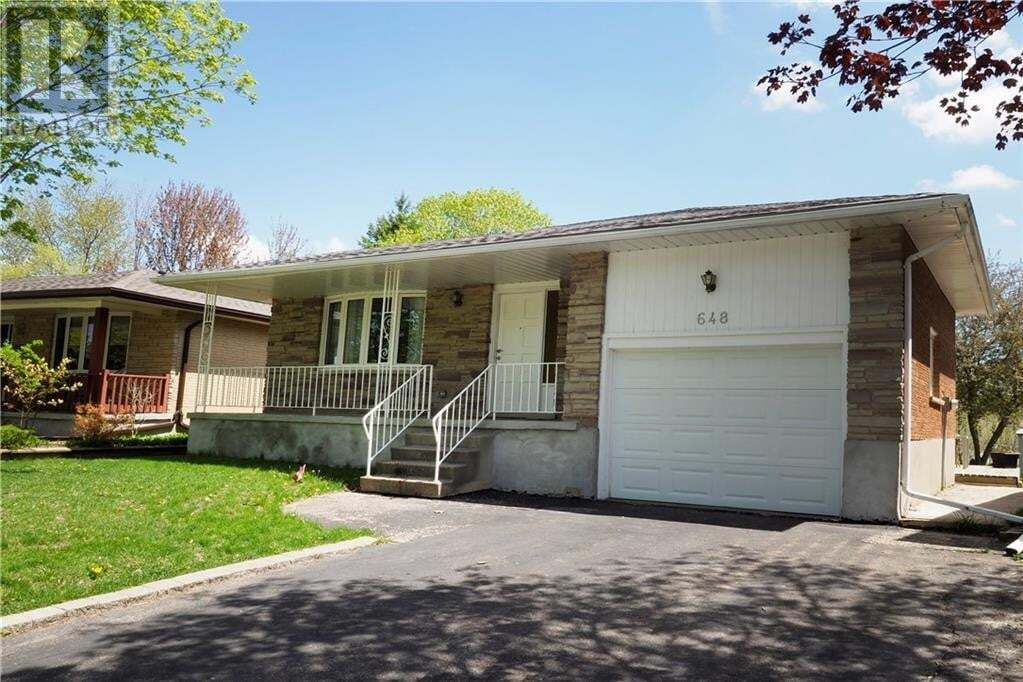 House for sale at 648 Highpoint Ave Waterloo Ontario - MLS: 30808148